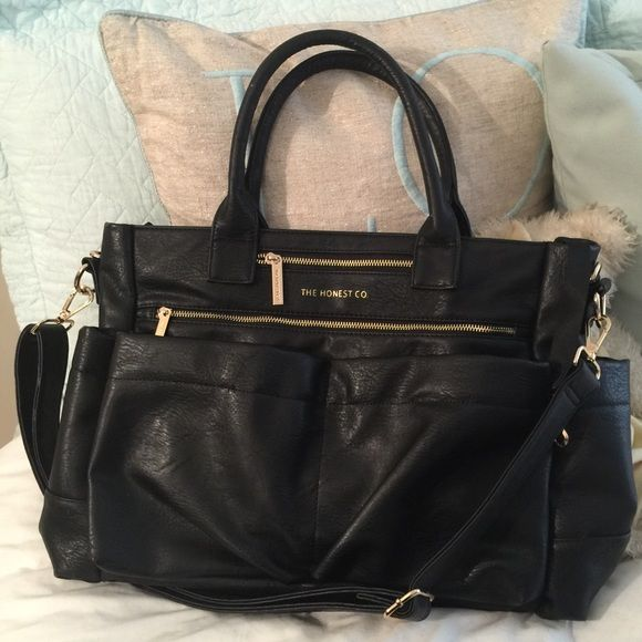 Sold Honest Company Everything Tote Diaper Bag Price Firm Valid 3 23