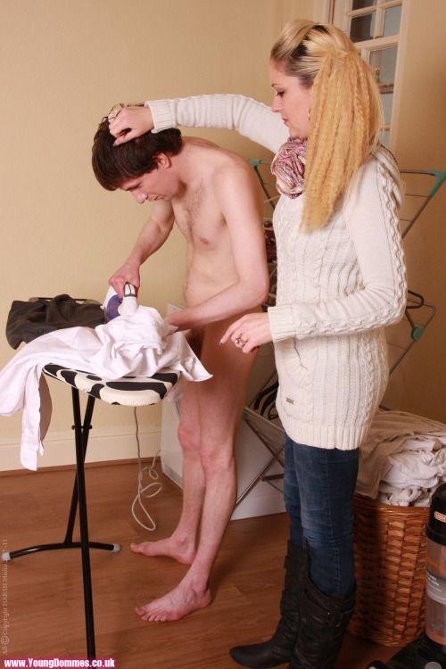 femdom cleaning duties discipline