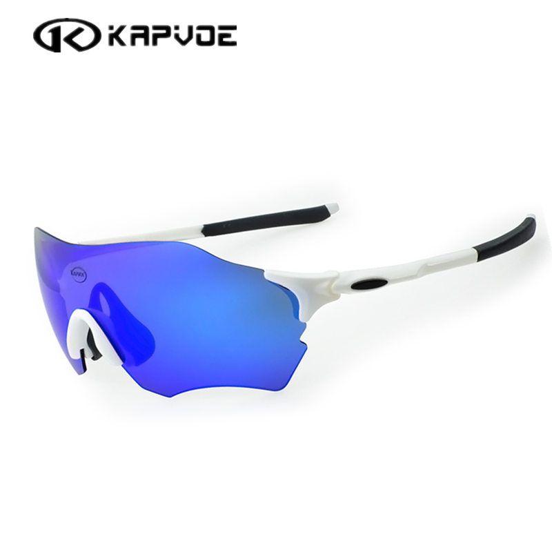 5e9e8e53823cd Comprar Kapvoe TR90 Óculos de Ciclismo Esportes Homens Mulheres MTB  Mountain Road Bicicleta Da Bicicleta Ciclismo Óculos Óculos de Sol UV400  Evzero EV