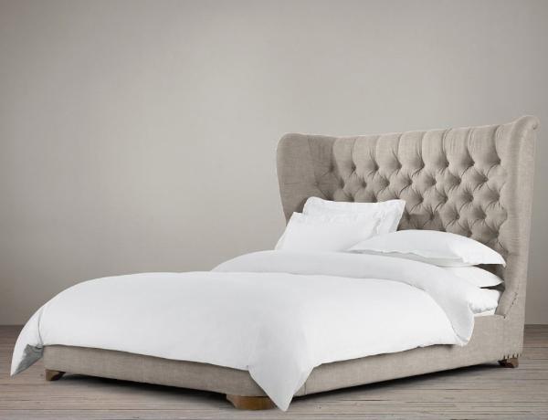 RECAMARA CAPITON LINO BEIGE | Bedroom | Pinterest | Recamara y Beige