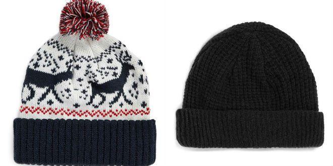 Tendencias en gorros de lana para el invierno 2014