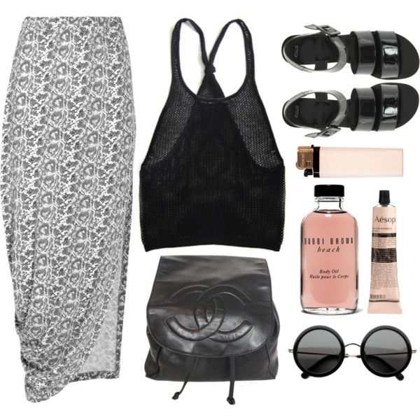 """chanel"" by rosiee22 on Polyvore"