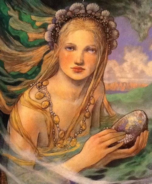 Aphrodite The Greek Goddess Of Love And Beauty