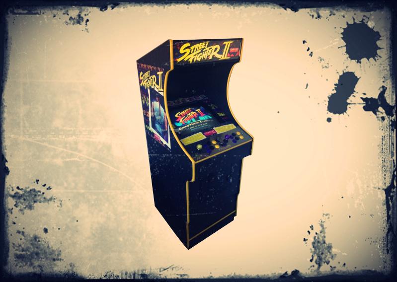 Игровой автомат street fighter тарифной