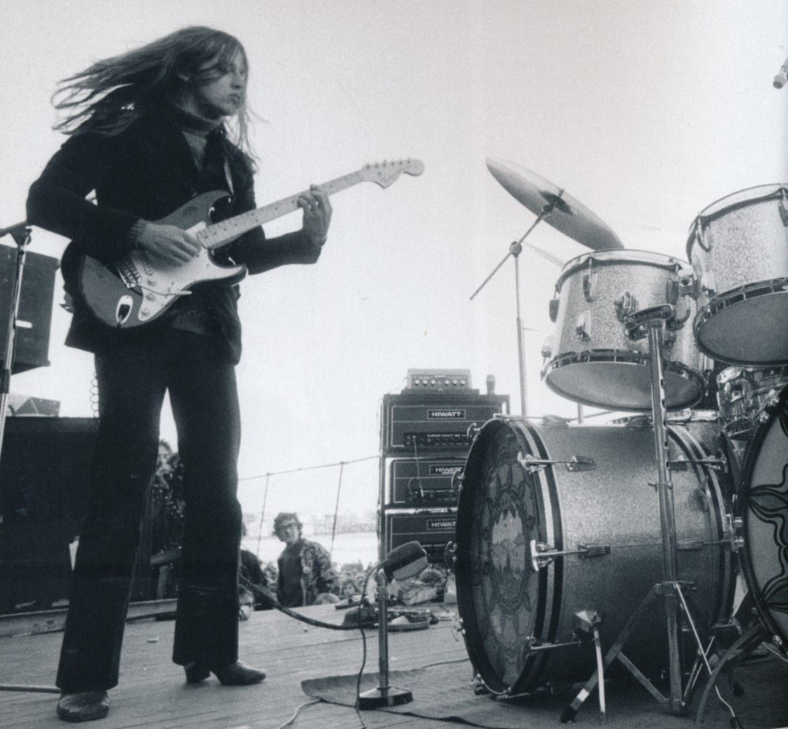 David Gilmour Australia 1971 With Images David Gilmour Pink