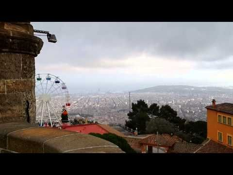 Tibidabo views