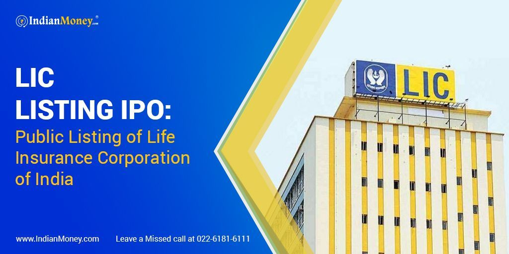 Lic Listing Ipo Public Listing Of Life Insurance Corporation Of