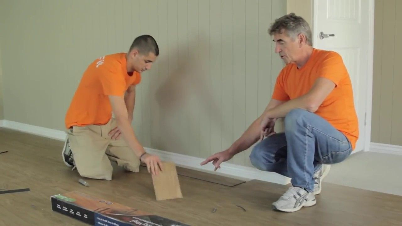 Official Freefit Flooring How To Install Freefit Loose Lay Vinyl