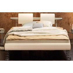 Photo of Hasena, Bett Soft-Line Noble 14 Oria Alu Jump, 160×210 cm, Hasena