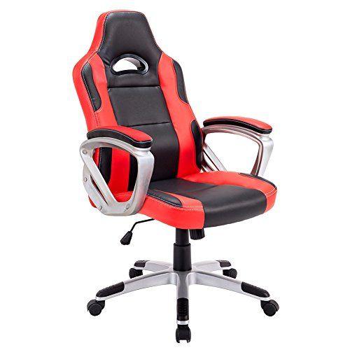 Racing Chaise De Bureau Gamme Basique dIntimate WM Heart Gaming