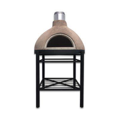 CALIFORNO Garzoni Pizza Oven Finish: Trabuco #brickpizzaovenoutdoor