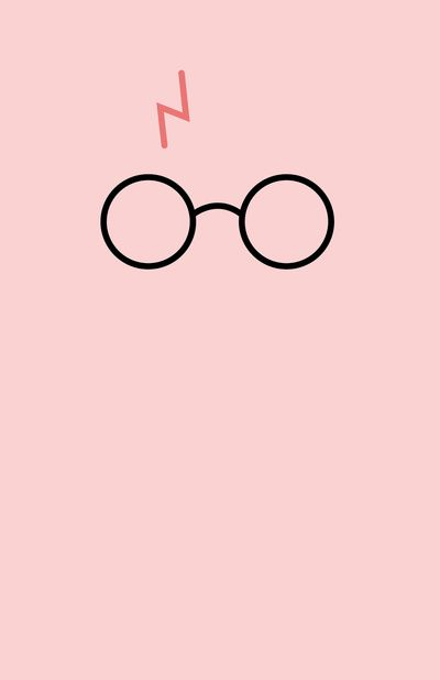 Harry Potter Glasses Art Print | General geekery ...