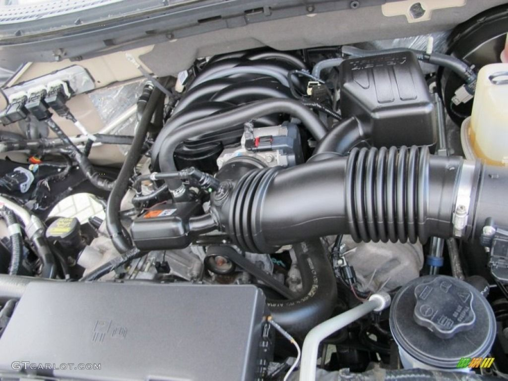12 Insanely Beautiful 2010 Ford F150 Engine | Ford f150 ...