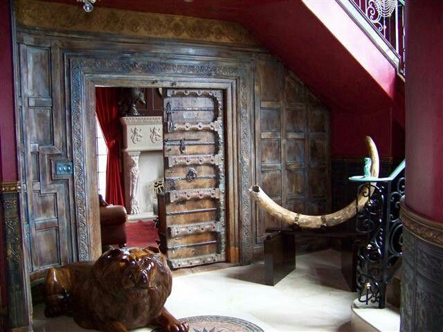 Indian Traditional Door Design