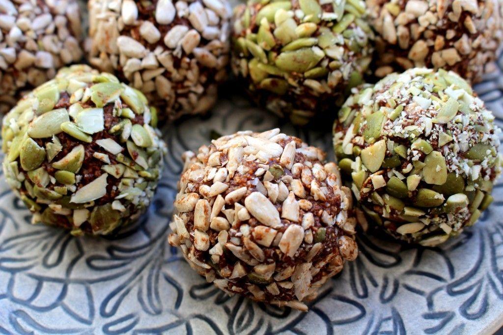 dadelbollar utan nötter