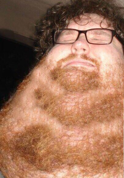 the largest neckbeard is the best neckbeard | BORT | Edgy ...