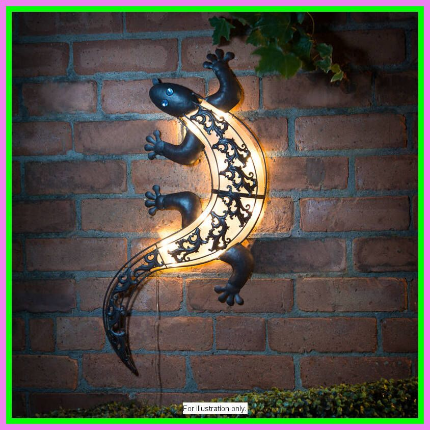 51 Reference Of Exterior Wall Decor Uk In 2020 Garden Wall Art Metal Gecko Wall Art Gecko Wall Art