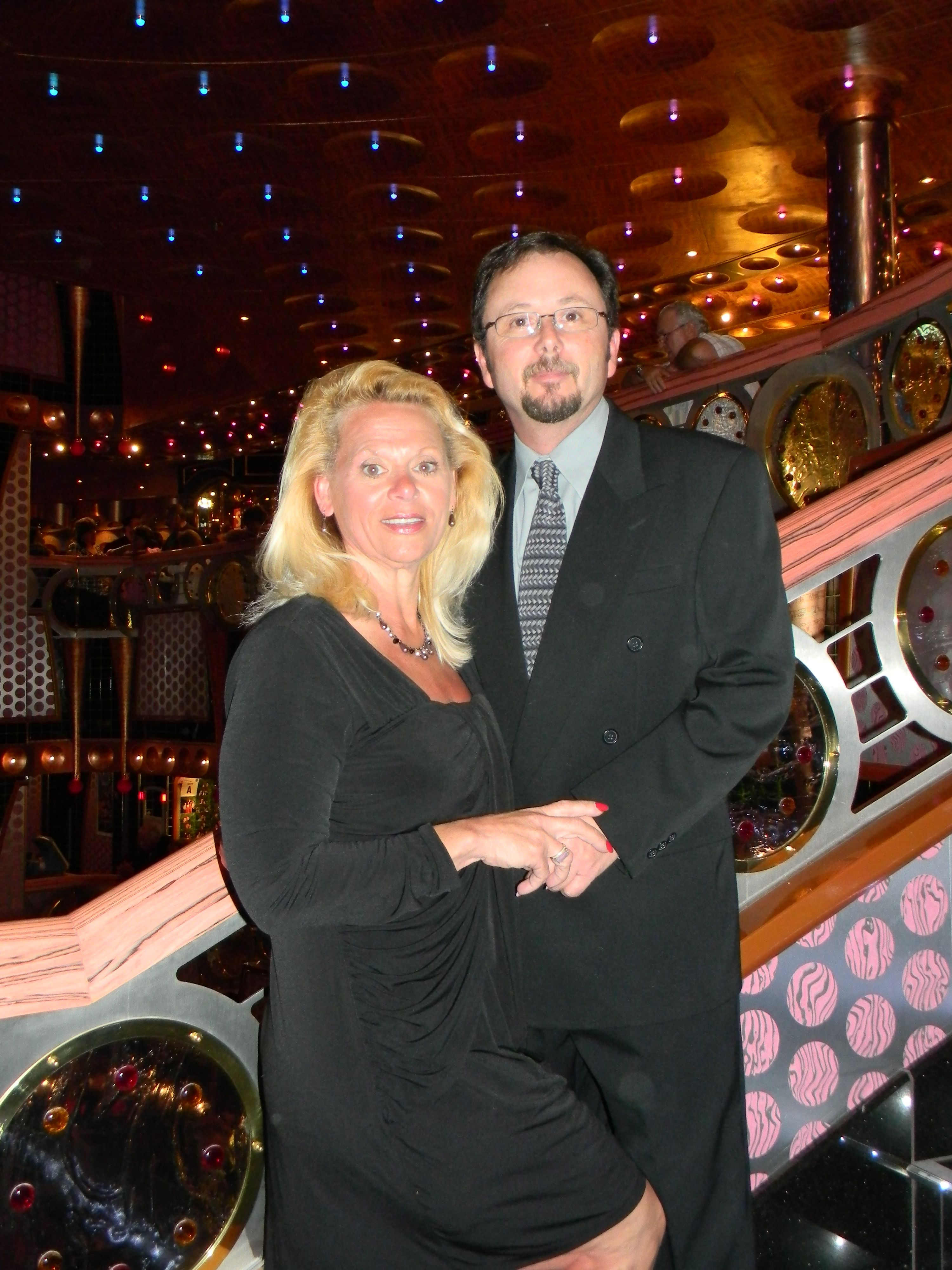 Formal Night On Carnival Cruise Splendor Formal Night