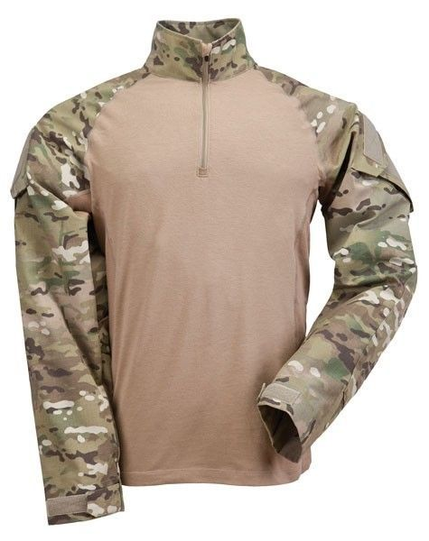 BRITISH ARMY ARMOURED ELBOW UBACS SHIRT MTP MULTICAM NEW