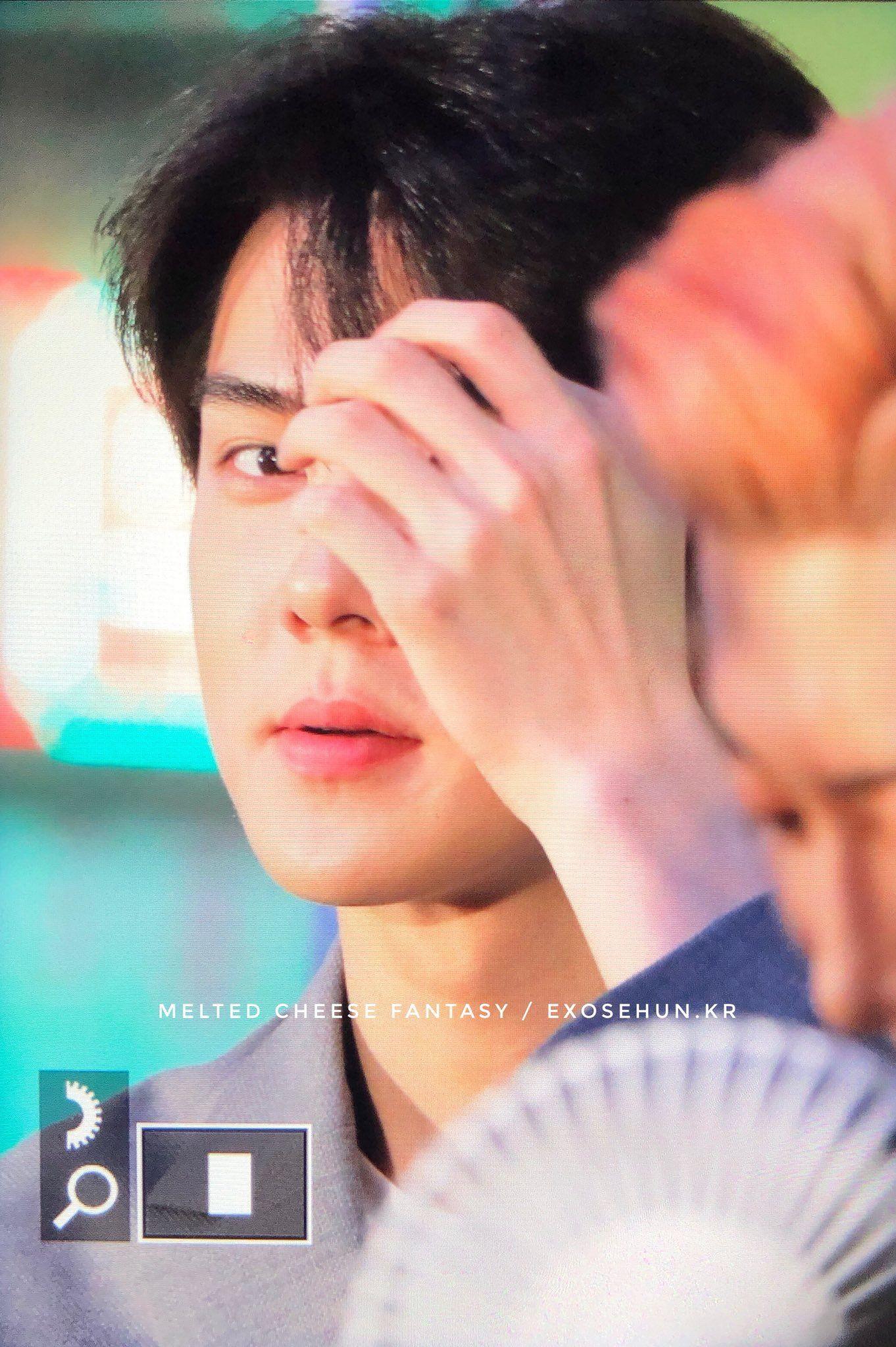 Pin oleh Oh Sehun di Sehun cute 5