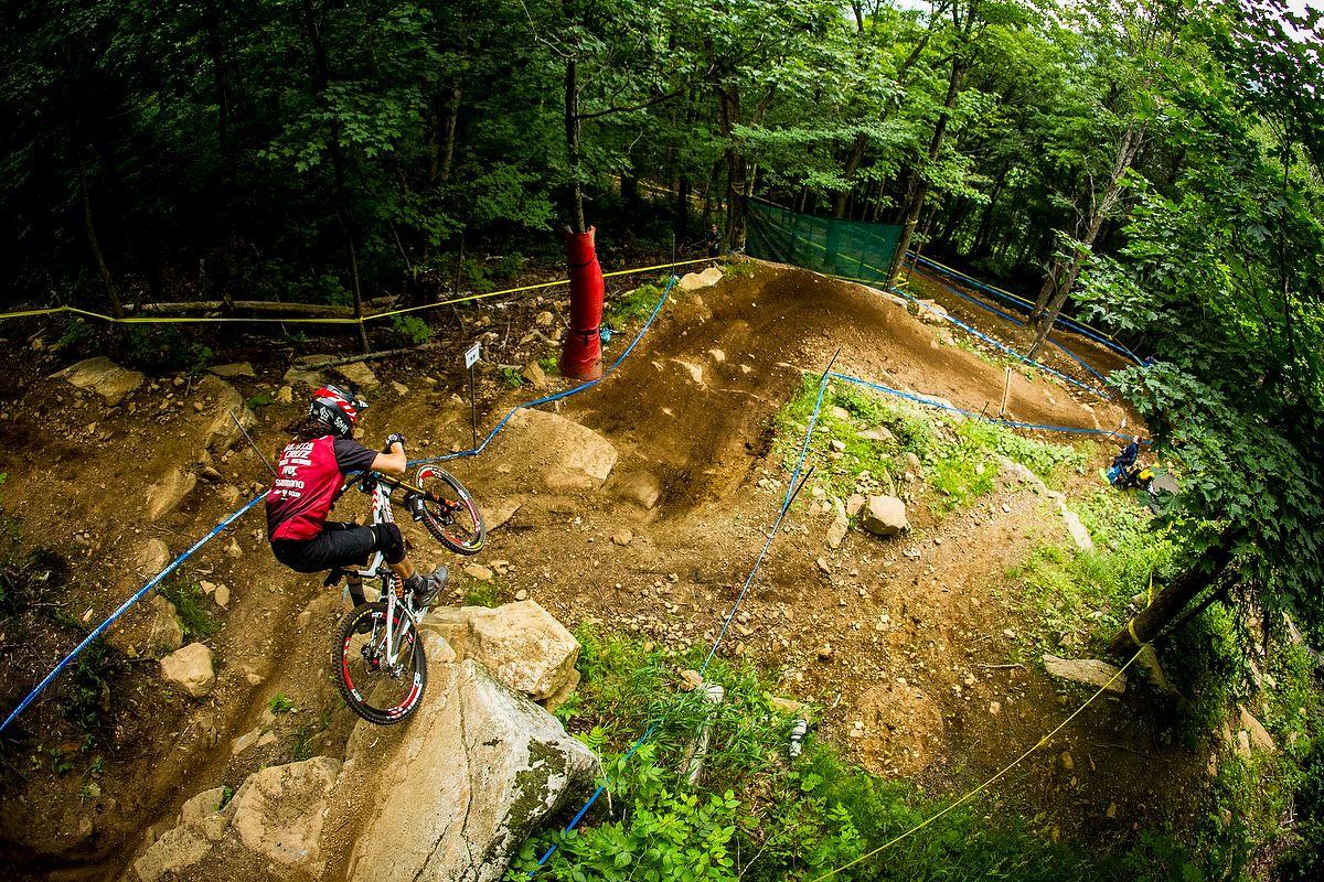 Pin By Mountain Bike Review On Mountain Bikes Mont Sainte Anne