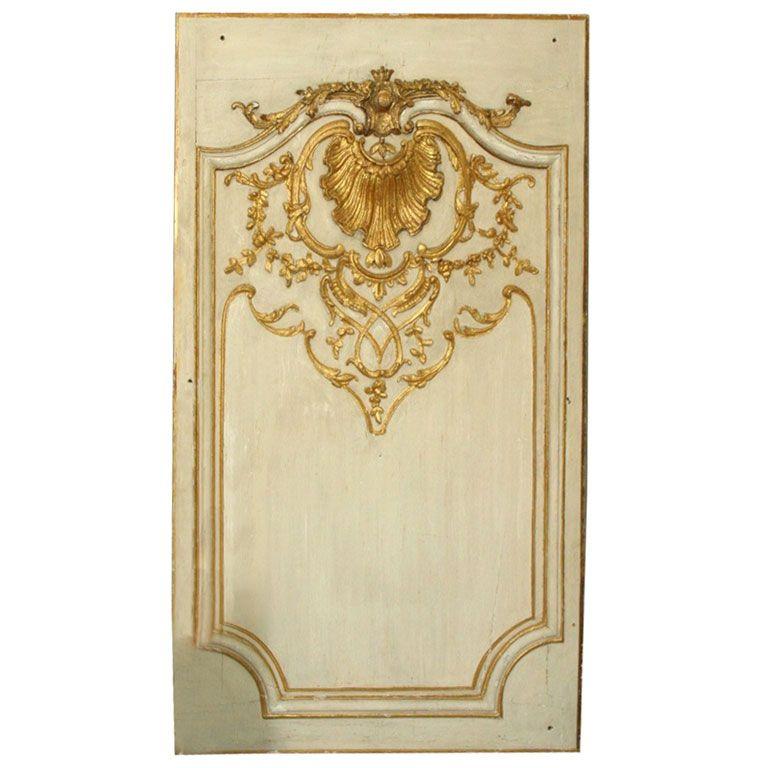 Louis XV Boissere panel | Modern decorative art, Wall decorations ...