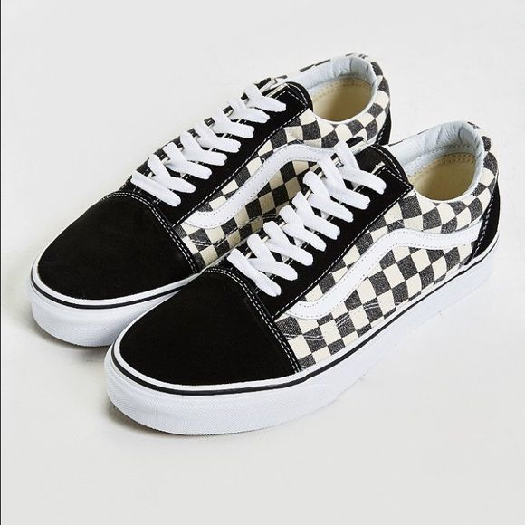 abe3ec1364f7 Vans sneakers Vans Old School Checkerboard sneaker. Brand new never worn.  Authentic. No trades. Size 9 US in women. Size 7.5 US in men. Shoes Sneakers