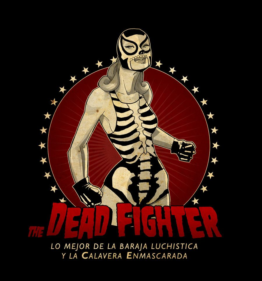 the Dead Fighter Recycled by paulorocker.deviantart.com on @deviantART