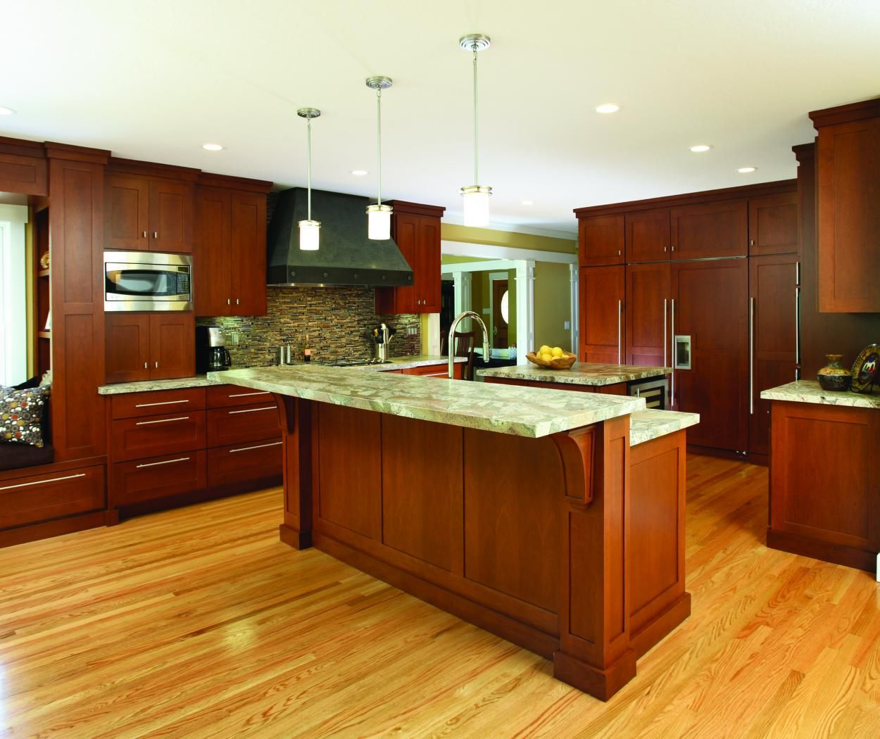 Precision Cabinets Brentwood CA KCMA Eco Friendly / Sustainable Cabinets