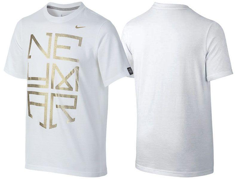 size 40 fa3eb fe52f Barcelona Neymar Jr White T-Shirt | Barcelona | Barcelona ...