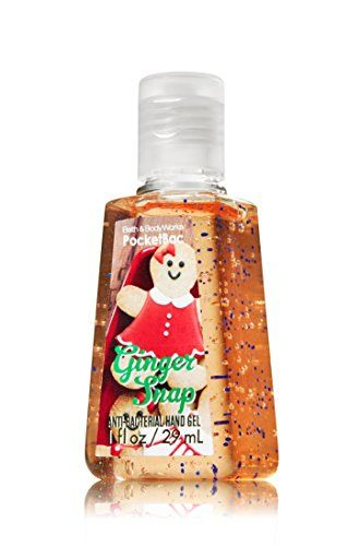 Bath And Body Works Ginger Snap Anti Bacterial Hand Gel Pocketbac