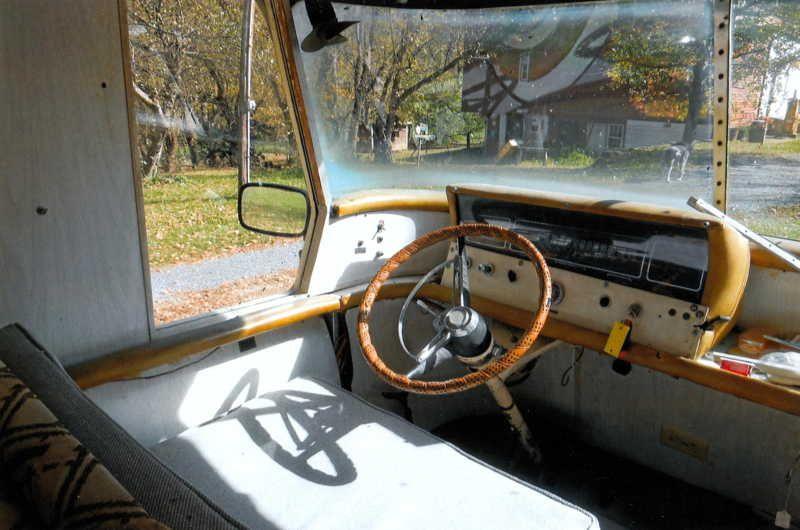 ultra van 421 interior campers pinterest vehicles cars and rh pinterest com
