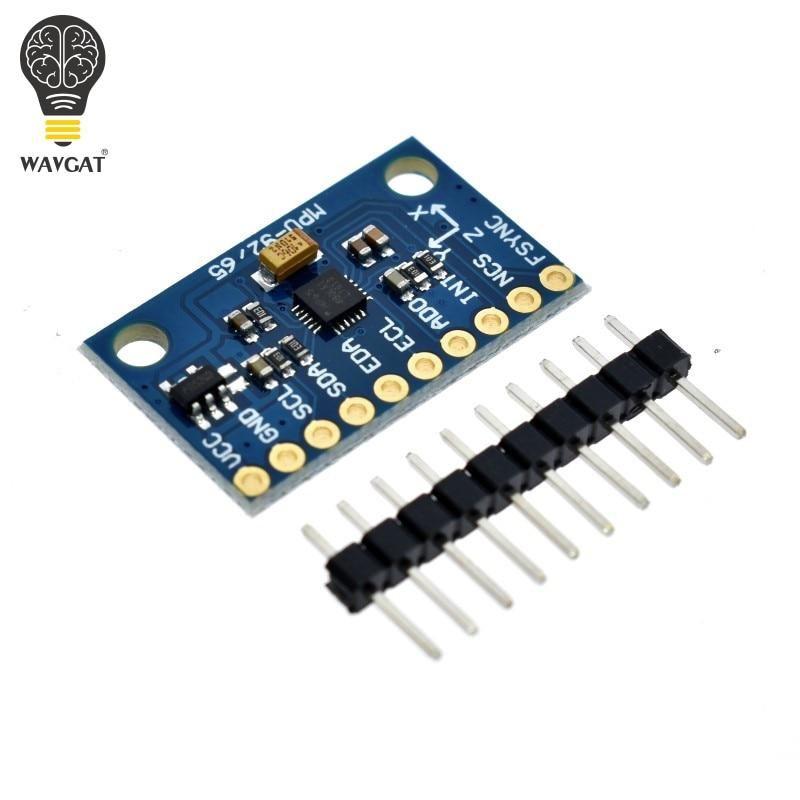 IIC I2C SPI MPU6500 MPU-6500 6-Axis Gyroscope Accelerometer