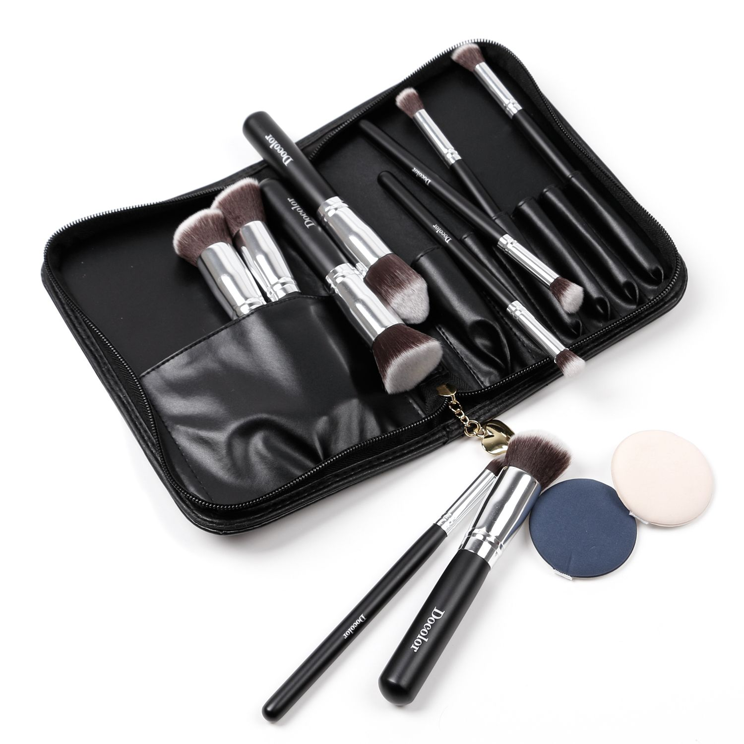 FBA Docolor® 10Pieces Synthetic Professional Makeup Brush