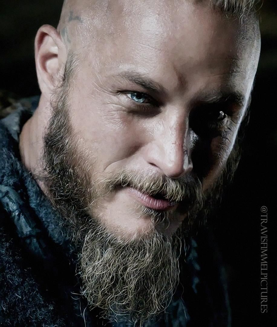 трэвис фиммел фото викинги сына крестьянина