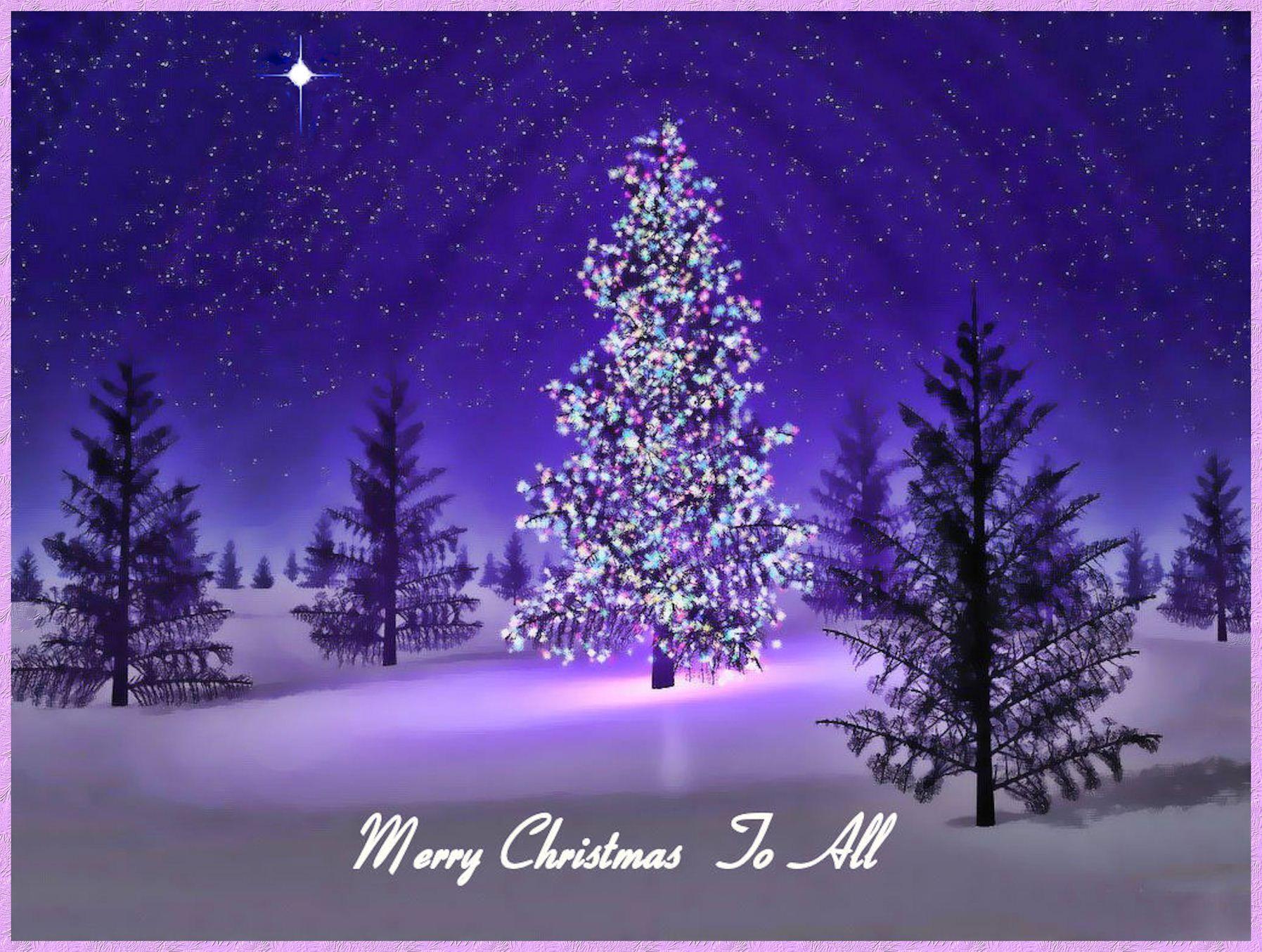 Beautiful Christmas Tree - Free Large Images