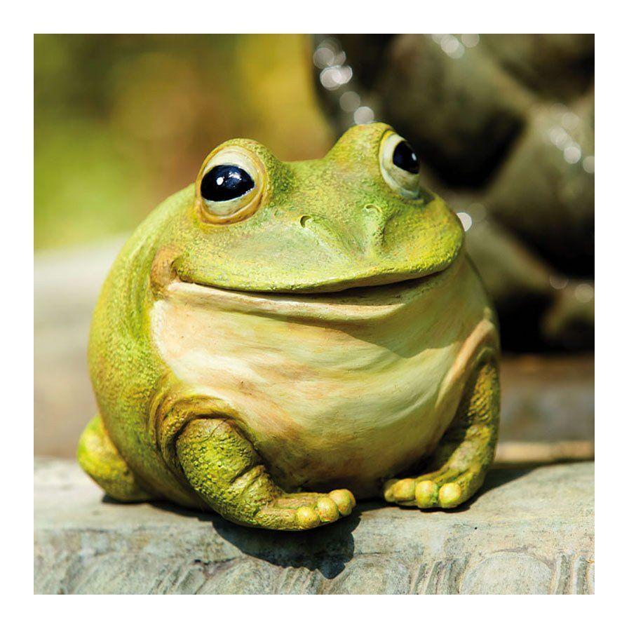 Portly Frog Statue | I\'LIKE FROG.../lubię żaby/ | Pinterest | Frog ...