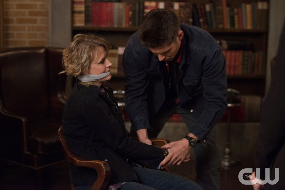 """Supernatural """"Who We Are"""" S12EP22"""