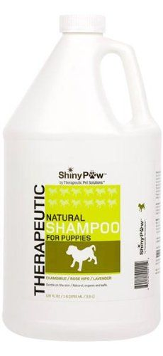 Shiny Paw® All-Natural Therapeutic Shampoo for Puppies - 128