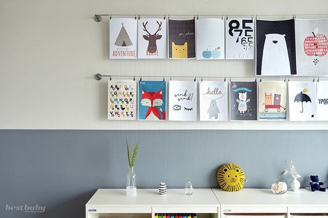호기심 자극하는 아이 방 인테리어 이미지 9  어린이 방  Pinterest ...