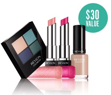 Total Beauty Coupon Code 30 Worth Of Revlon Cosmetics For Only 13 50 Shipped With No Monthly Subscription Required Revlon Cosmetics Beauty Coupons Total Beauty