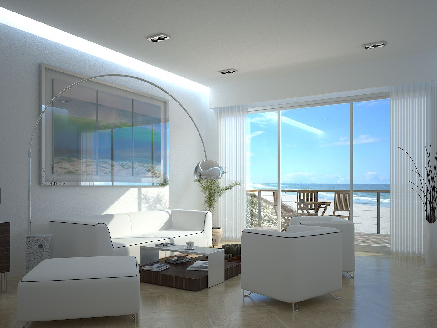 A dreamiest wants a house with breathtaking ocean island for Coastal home interiors
