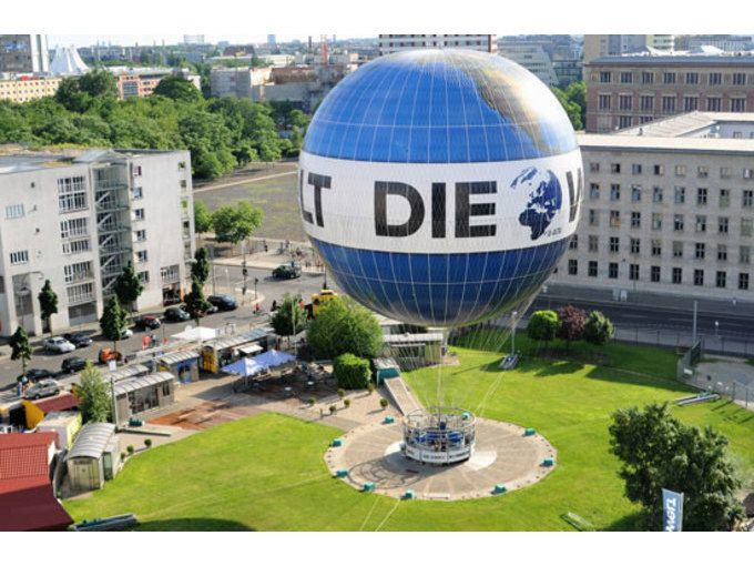 World Balloon Air Service Berlin Sightseeing Berlin Places To Go
