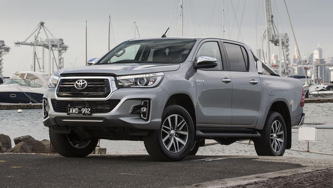 Toyota Hilux 2020 Carros
