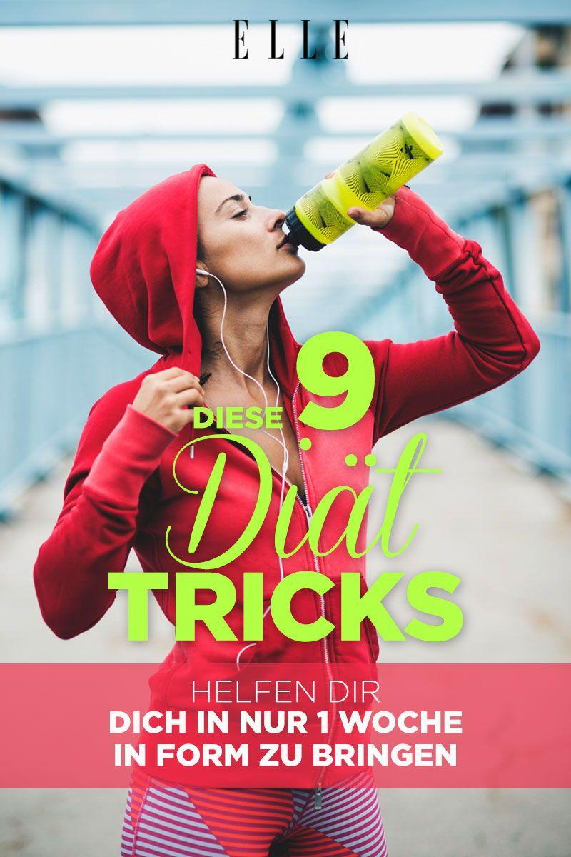 Photo of 9 Diät-Tricks, mit denen du schon nach einer Woche Ergebnisse siehst