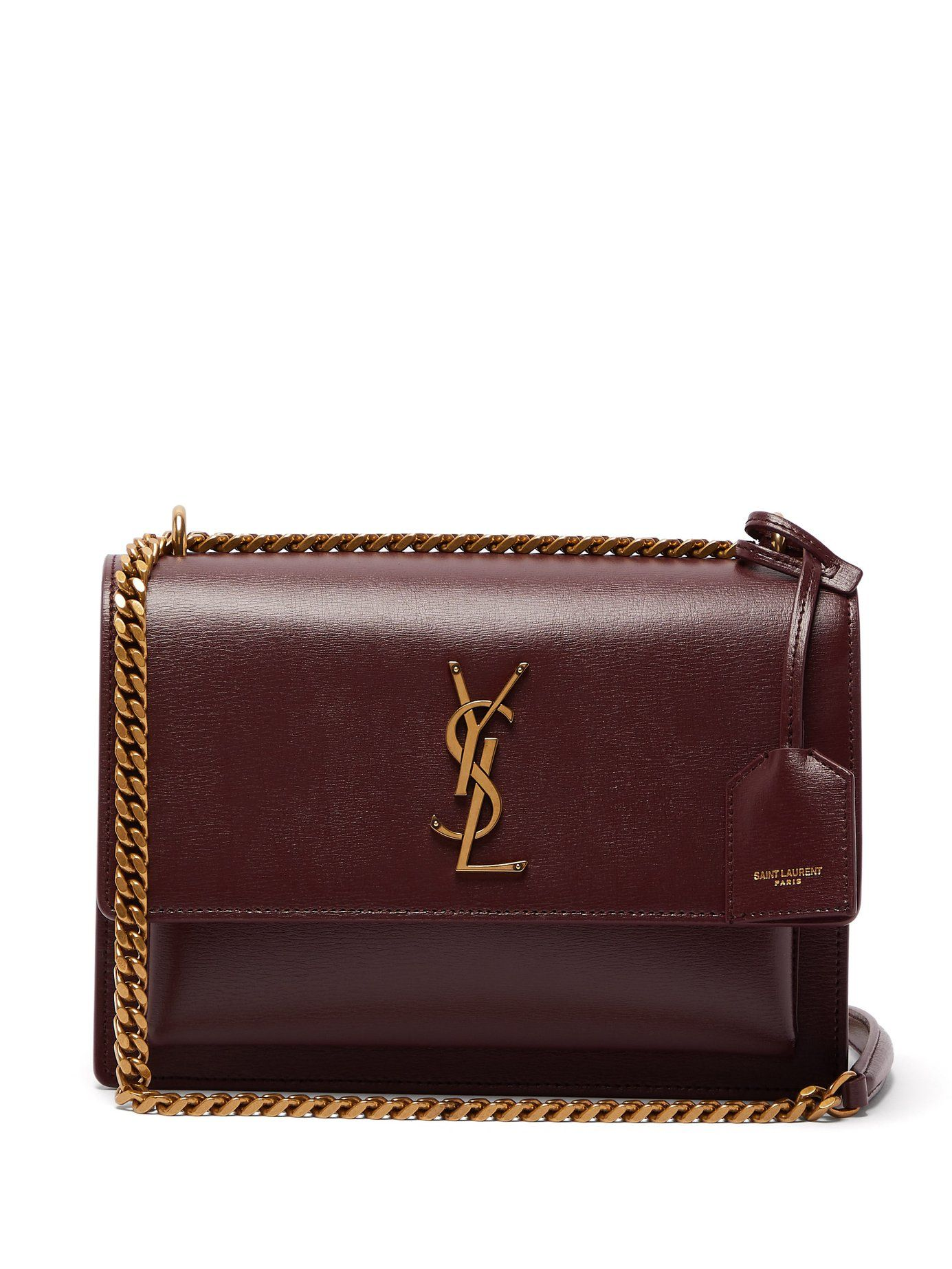 daf096acba8 Sunset medium leather cross-body bag | Saint Laurent | MATCHESFASHION.COM US