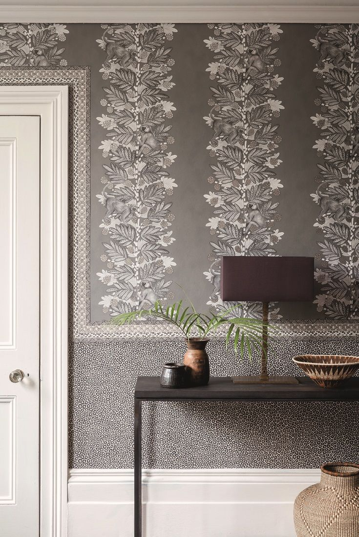 Check out the Cole and Sons Ardmore wallpaper collection
