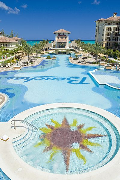 Beaches Turks Caicos Resort Villages Spa Is A 2014 Fodors100