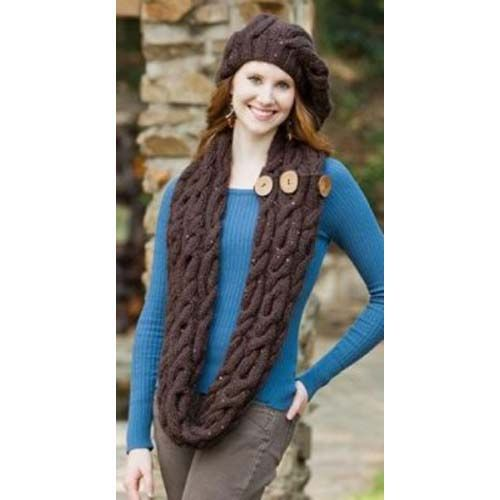 Knitting patterns galore cable slouch hat cowl knithat knitting patterns galore cable slouch hat cowl dt1010fo