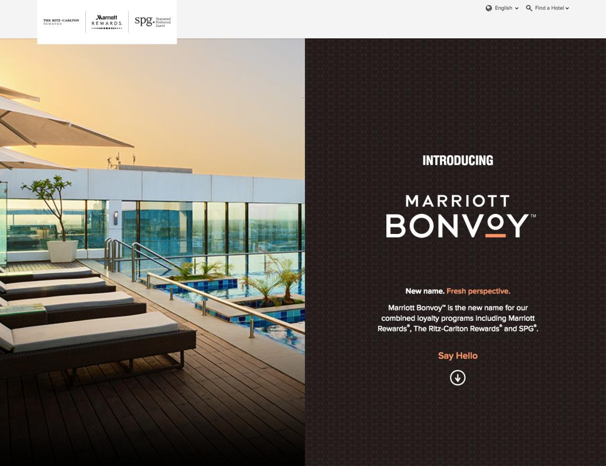 Bonvoy Marriott Program Google Search Marriott Programming Say Hello